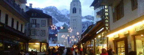 Cortina d'Ampezzo is one of Cortina.