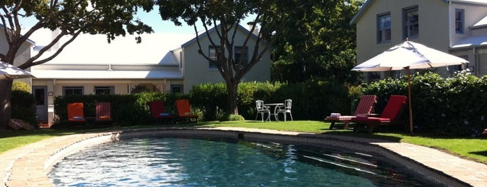 Le Quartier Francais Hotel Franschhoek is one of All-time favorites in South Africa.