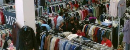 Thrift Town is one of Places to check out.