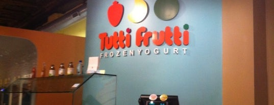 Tutti Frutti & Small Oven Bakery is one of PA Shooflyer.
