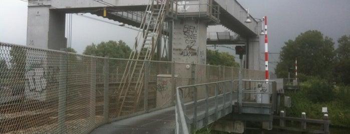 Spoorbrug over Kanaal Alkmaar is one of Bridges in the Netherlands.