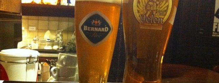 Pivo Söröző is one of Legjobb cseh, belga és kézműves sörök!.