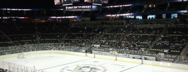 PPG Paints Arena is one of Places you should go..