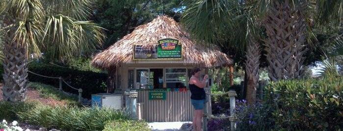Jungle Safari Golf is one of Gary's List.