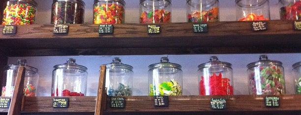 The Candy Rush is one of Top 10 favorites places in Brooklyn, NY.