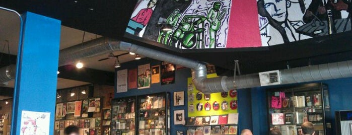 Reckless Records is one of Record Shops: Chicago.
