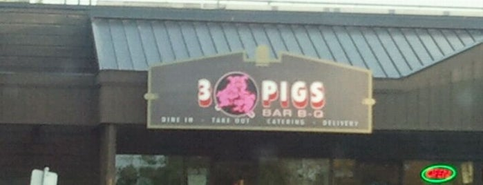 3 Pigs BBQ is one of my new longer done list.