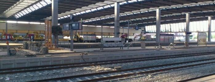Chemnitz Hauptbahnhof is one of Bahnhöfe DB.