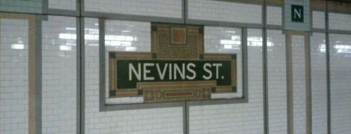 MTA Subway - Nevins St (2/3/4/5) is one of MTA Subway - 2 Line.