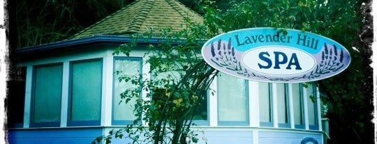 Lavender Hill Spa is one of Spas.