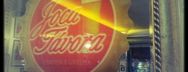Joca Távora Cerveja e Grelha is one of Almoço na Vila Mariana.