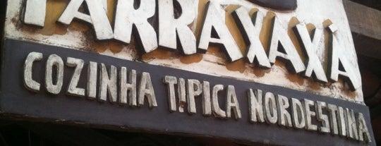 Parraxaxá is one of Best Restaurants Recife/Melhores Restaurantes.