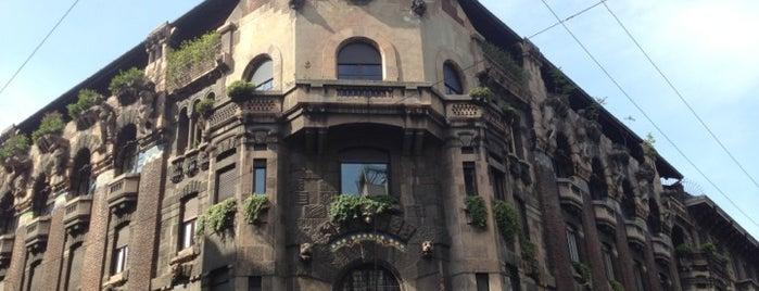 Palazzo Berri Meregalli is one of 101Cose da fare a Milano almeno 1 volta nella vita.