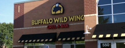 Buffalo Wild Wings is one of Duncan.
