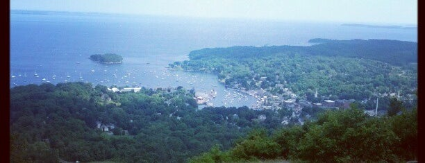 Mount Battie is one of Camden Tips.
