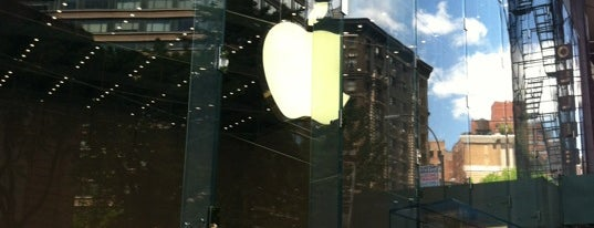 Apple Store, Upper West Side is one of Ultimate NYC Nerd List.