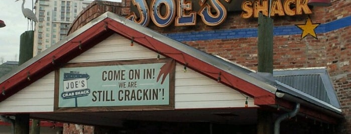 Joe's Crab Shack is one of Gluten-free Austin.
