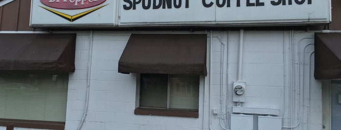 Spudnuts is one of donuts.