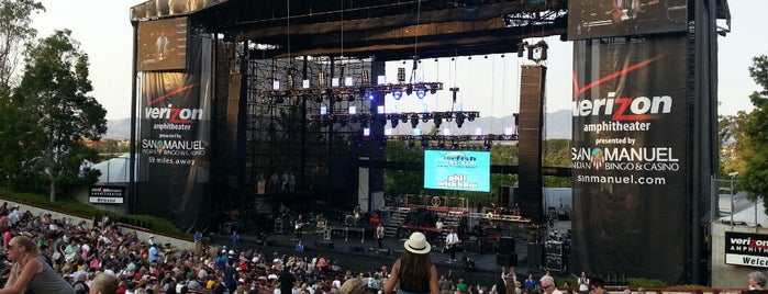 Verizon Wireless Amphitheatre is one of All-time favorites in United States.