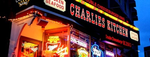 Charlie's Kitchen is one of Boston Trip.