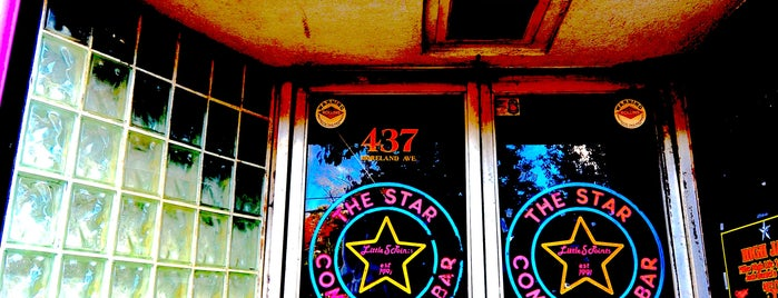 Star Community Bar is one of Top 10 dinner spots in Atlanta, GA.
