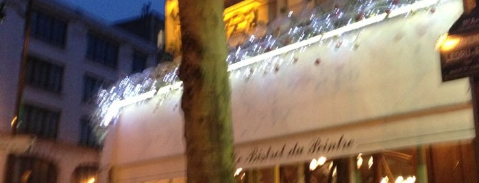 Bistrot du Peintre is one of Lloyd's Paris.