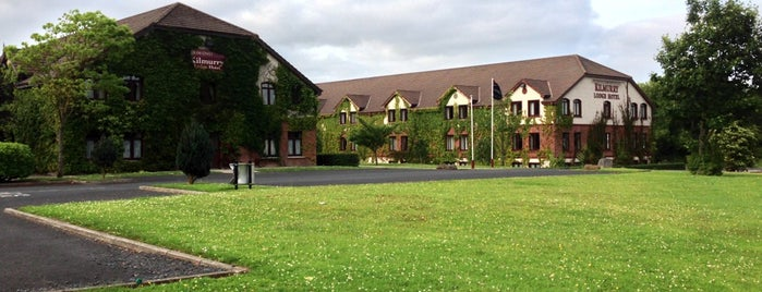 Kilmurray Lodge Hotel is one of Free wifi.