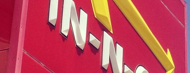 In-N-Out Burger is one of L.A..