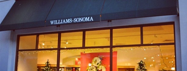 Williams-Sonoma is one of Bouffe.