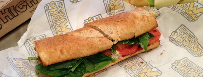 Which Wich? Superior Sandwiches is one of ToEat List.