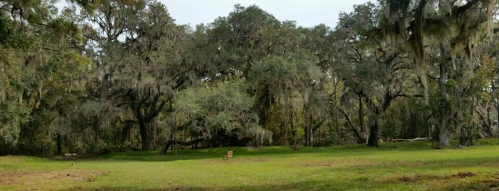 Fort Frederica National Monument is one of National Parks.