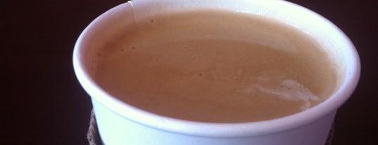 Elliz Coffee is one of Must-visit Coffee Shops in Vancouver.