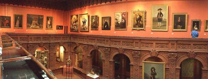 The Hispanic Society Of America is one of World Sites.
