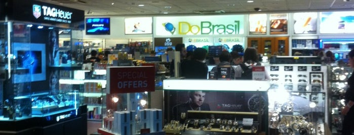 Duty Free Dufry is one of Aeroporto de Guarulhos (GRU Airport).