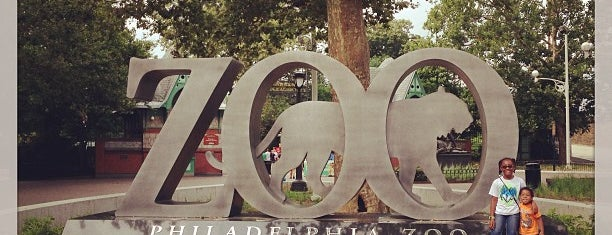 Philadelphia Zoo is one of Parks-Outdoors.