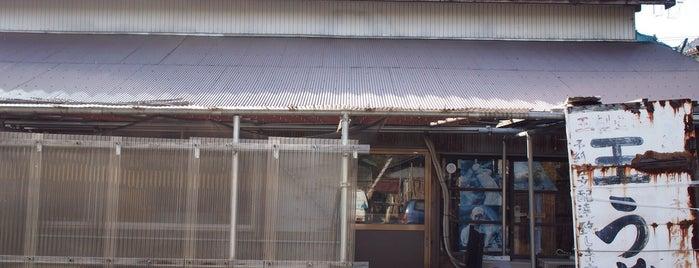 赤坂製麺所 is one of めざせ全店制覇~さぬきうどん生活~ Category:Ramen or Noodle House.
