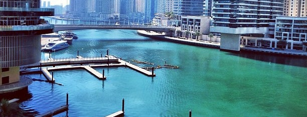 Dubai Marina Mall دبي مارينا مول is one of Magic and Romantic place.
