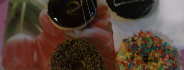 The gioi donut is one of Good clean fun.