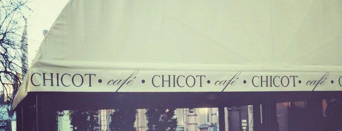 Cafe Chicot is one of Cafe Kyiv (Kiev, Ukraine).