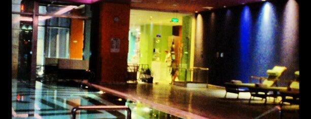 Renaissance Shanghai Yu Garden Hotel is one of Ren.
