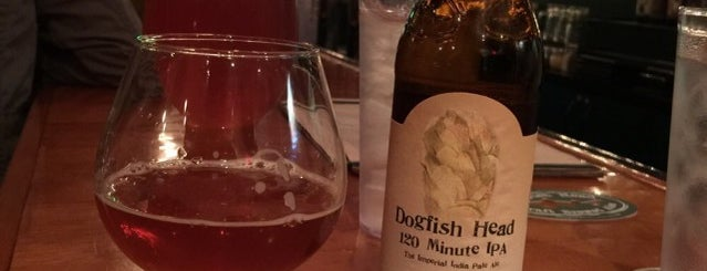 Dogfish Head Brewings & Eats is one of Ta-Done.