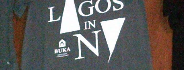 Buka Nigerian Restaurant is one of 2012 Choice Eats Restaurants.