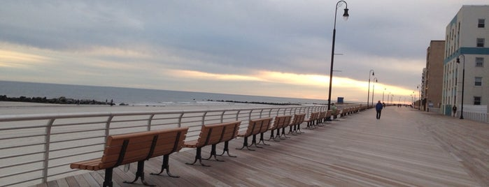 Long Beach Boardwalk is one of Explore Long Island.