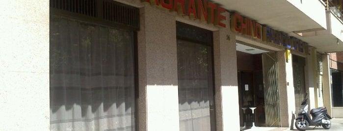 Restaurante Chino Palacio Oriente is one of Best places in Sant Feliu de Llobregat.