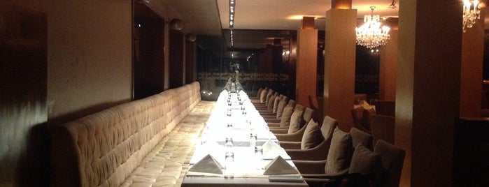 Aurus is one of Top 10 dinner spots in Mumbai , India.