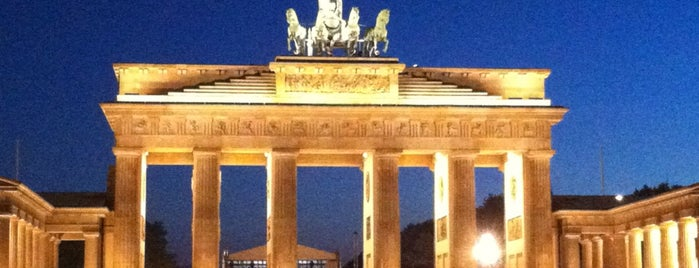 Brandenburg Gate is one of Must-Visit in Berlin.