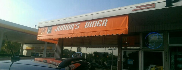 Junior's Diner is one of All-time favorites in United States.
