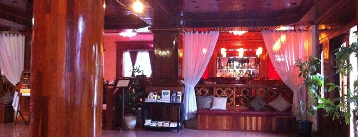 Angkor Pearl Hotel is one of Siem Reap Sep2012.
