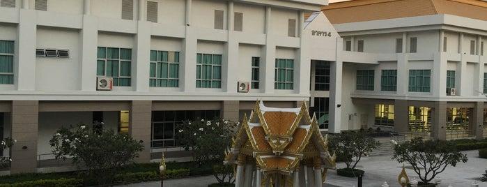 สำนักงานคณะกรรมการป้องกันและปราบปรามการทุจริตแห่งชาติ (Office of The National Anti-Corruption Commission) ปปช. is one of Law Enforcement.