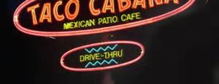 Taco Cabana is one of Atlanta 24-Hour Restaurants.